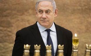 Benjamin Netanyahou, le 22 décembre 2019 à Jérusalem.