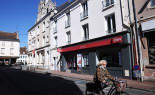 Le centre-ville de Montargis, dans le Loiret (illustration).