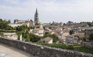 Le village de Saint-Emilion, en Gironde.
