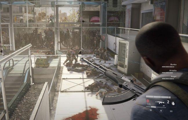 Sans doute LA force du jeu : la gestion de centaines de morts-vivants à l'écran. Impressionnant !