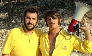 Lundi, «Camping paradis» était sous le signe des 70's sur TF1.