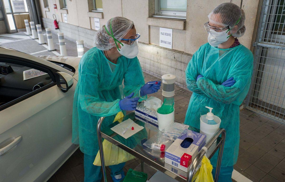 Coronavirus : Vocation confirmée, choc... Des étudiants volontaires racontent leur expérience en première ligne aux côtés des soignants