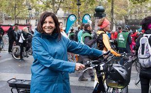 Anne Hidalgo affirme qu'elle se représentera bien en 2020 en portant une candidature de coalition.