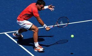 La tête de série N.8, le Serbe Janko Tipsarevic a éliminé Guillaume Rufin, 129e mondial, mercredi au 1er tour de l'US Open, 6-4, 6-3, 2-6, 3-6, 2-6.