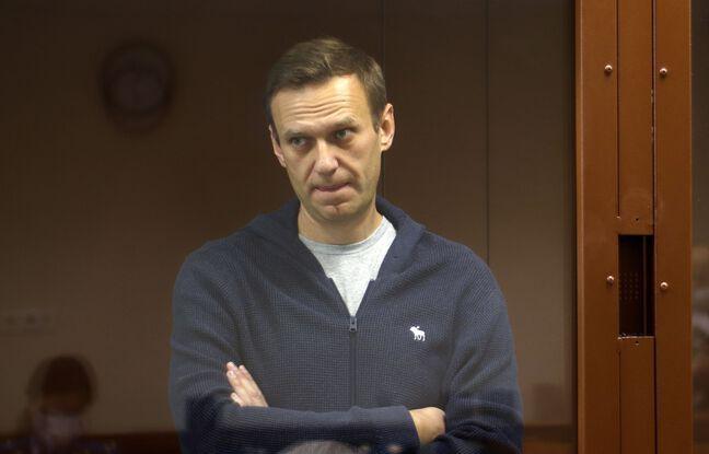 648x415 alexei navalny derriere la vitre du box des accuses lors de son proces a moscou le 12 fevrier 2021