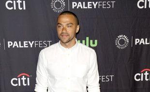 L'acteur Jesse Williams à Los Angeles.