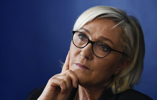 Soupçons d'emplois fictifs: Les juges aggravent la mise en examen de Marine Le Pen