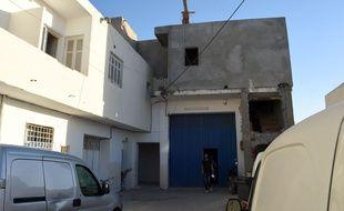 La maison familiale de Mohamed Lahouaiej Bouhlel, à Msaken en Tunisie, le 15 juillet 2016.