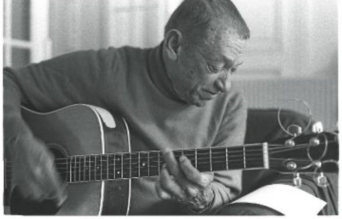 Avant l'immense succès de «Jardin d'hiver», Henri Salvador avait enregistré des maquettes. –  Polydor