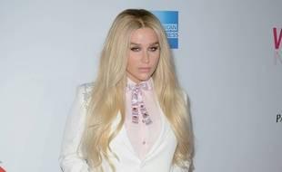 Kesha aux Billboard Women In Music 2016