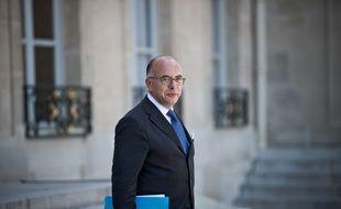 Bernard Cazeneuve à Paris le 23 juillet 2016