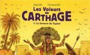 Les voleurs de Carthage Volume 1, Le serment du Tophet