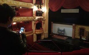 L'Opéra national du Rhin dévoile depuis la fin du mois de février ses coulisses sur Snapchat.