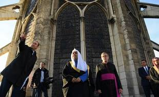 L'ex-ministre saoudien de la Justice Mohammed Al-Issa, secrétaire général de la Ligue islamique mondiale depuis 2016.