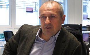L'ex-sélectionneur du XV de France Philippe Saint-André en chat chez 20 Minutes, le 4 février 2016.
