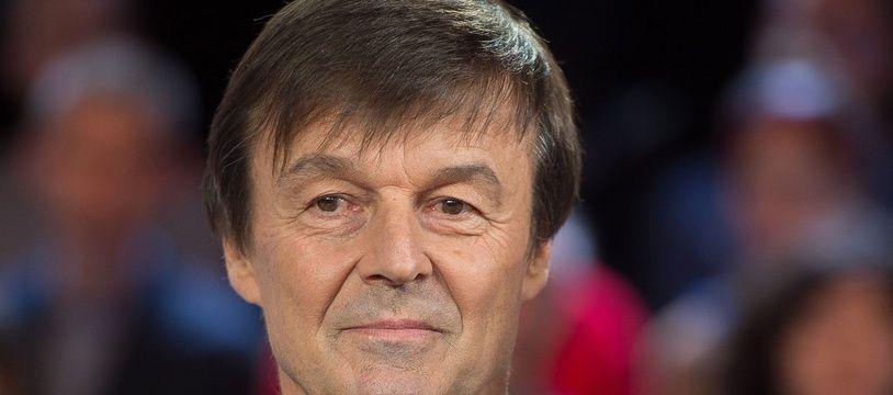L'ancien ministre de l'Ecologie Nicolas Hulot.