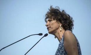 """La ministre des Affaires sociales Marisol Touraine a estimé mardi que le versement de l'allocation de rentrée scolaire (ARS), qui a été revalorisée de 25%, allait permettre aux familles """"d'aborder la rentrée de façon plus sereine""""."""