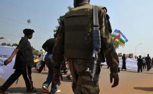 Une enquête sur des exactions présumées, attribuées par l'ONU à des militaires centrafricains et à des supplétifs privés russes, a été ouverte (illustration)