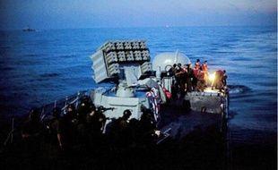 Le raid de l'armee israelienne contre une flottille humanitaire le 31 mai 2010 a provoque un tolle de la communaute internationale et des heurts, notamment à Jerusalem.