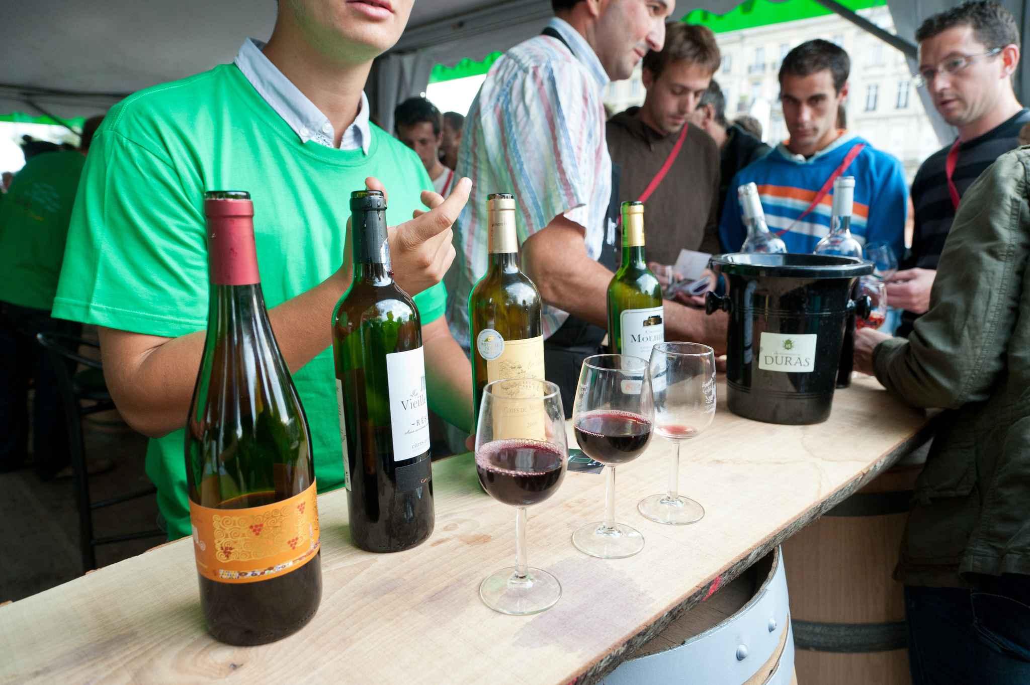 Les ventes de vins de Bordeaux en baisse de 3% l'an dernier
