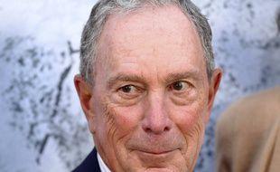 Le milliardaire Michael Bloomberg, ancien maire de New York, a annoncé sa candidature pour l'élection présidentielle de 2020, le 24 novembre 2019.