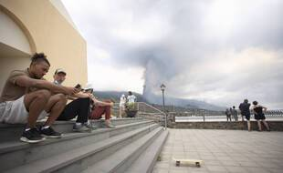 Un regain d'activité du volcan Cumbre Vieja a entraîné l'évacuation de 500 personnes supplémentaires aux Canarie. (Illustration)