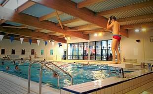 La piscine des Gayeulles à Rennes.