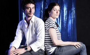 Valérie Donzelli et Jérémy Elkaim, le 15 mai 2011
