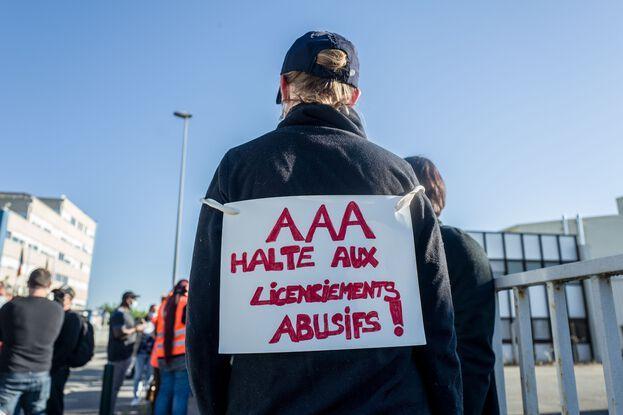 648x415 lors manifestation devant site aaa agglomeration toulousaine