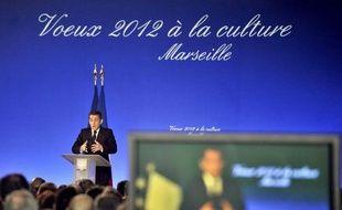 Le bâtiment historique de l'Hôtel de la Marine à Paris restera dans le giron de l'Etat et accueillera, sous la responsabilité du Louvre, des expositions, ainsi que l'a recommandé l'ancien président Valéry Giscard d'Estaing, a annoncé mardi Nicolas Sarkozy.
