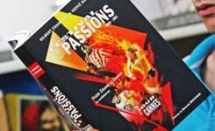 Un livre disponible dans différents points de vente azuréens.
