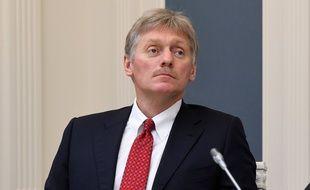 Le porte-parole du Kremlin, Dmitry Peskov a annoncé mardi 12 mai être infecté au coronavirus.