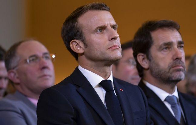 Coronavirus: Emmanuel Macron exhorte les entreprises et les salariés à poursuivre leur activité