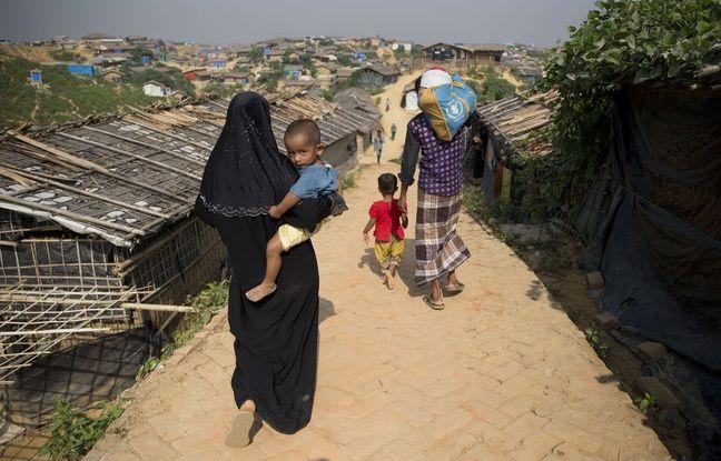 648x415 refugies rohingyas camp pres cox bazar bangladesh