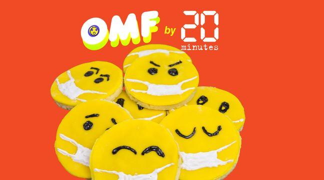 Dans la tête d'un anti-masque, par OMF « Oh my fake »