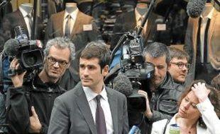 Benjamin Lancar est en charge depuis quatre ans des Jeunes Pop de l'UMP.