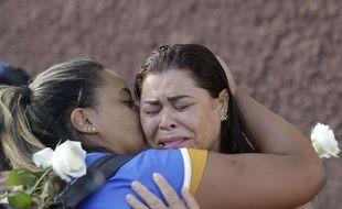 Le bilan de la catastrophe de Brumadinho est passé à 110 morts et 238 disparus le 31 janvier 2018.