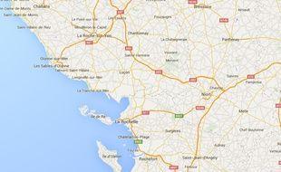 Un séisme a secoué l'ouest de la France et particulièrement la région de La Rochelle, le jeudi 28 avril 2016.