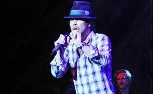 Le chanteur de Jamiroquai a dignement fêté les quinze ans de Paul & Joe à l'Olympia.