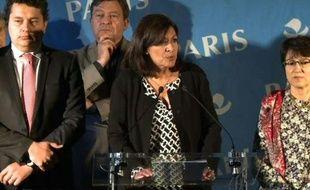 Hidalgo veut créer un camp humanitaire de réfugiés à Paris