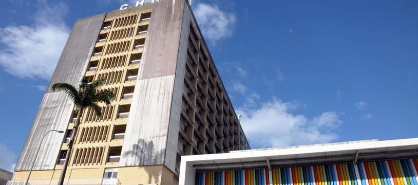 Le CHU de Pointe-à-Pite en Guadeloupe (image d'illustration).