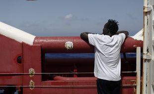 Les 82 migrants de l'« Ocean Viking » qui débarqueront à Lampedusa seront répartis dans cinq pays européens.