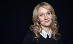J.K. Rowling, le 16 octobre 2012.