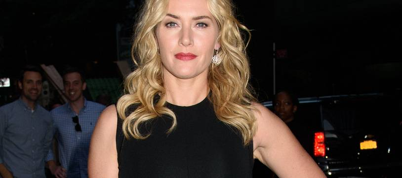 L'actrice Kate Winslet