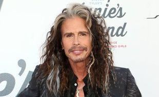 Le légendaire chanteur d'Aerosmith, Steven Tyler
