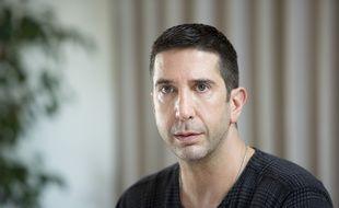 L'acteur David Schwimmer
