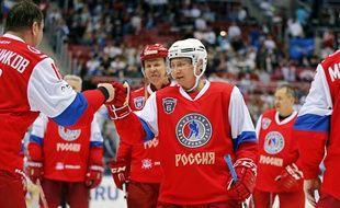 Check à Vladimir.