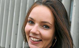 Sophie Wybrecht, étudiante à l'Insa.