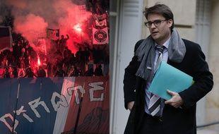 L'Association nationale des supporters a publié un communiqué pour protester contre les propos de Sébastien Deneux, le président de la  commission de discipline de la LFP, le 22 novembre 2017.