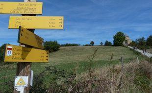 Cette randonnée au long cours s'étend sur vingt-neuf étapes : avis aux amateurs de challenges.